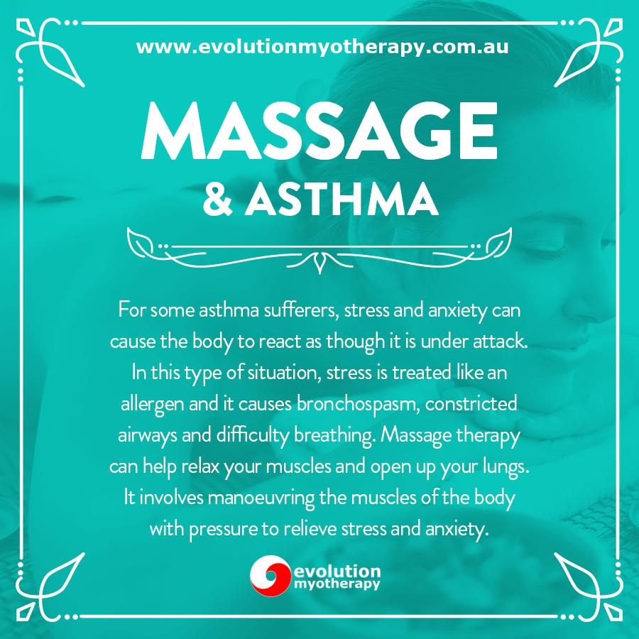 Massage & Asthma