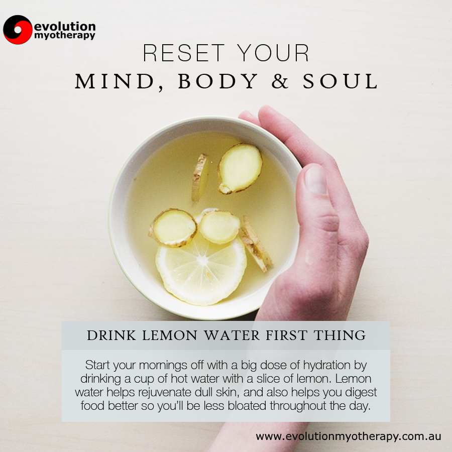 Reset Your Mind, Body & Soul #1