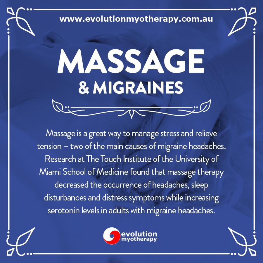 Massage & Migraines