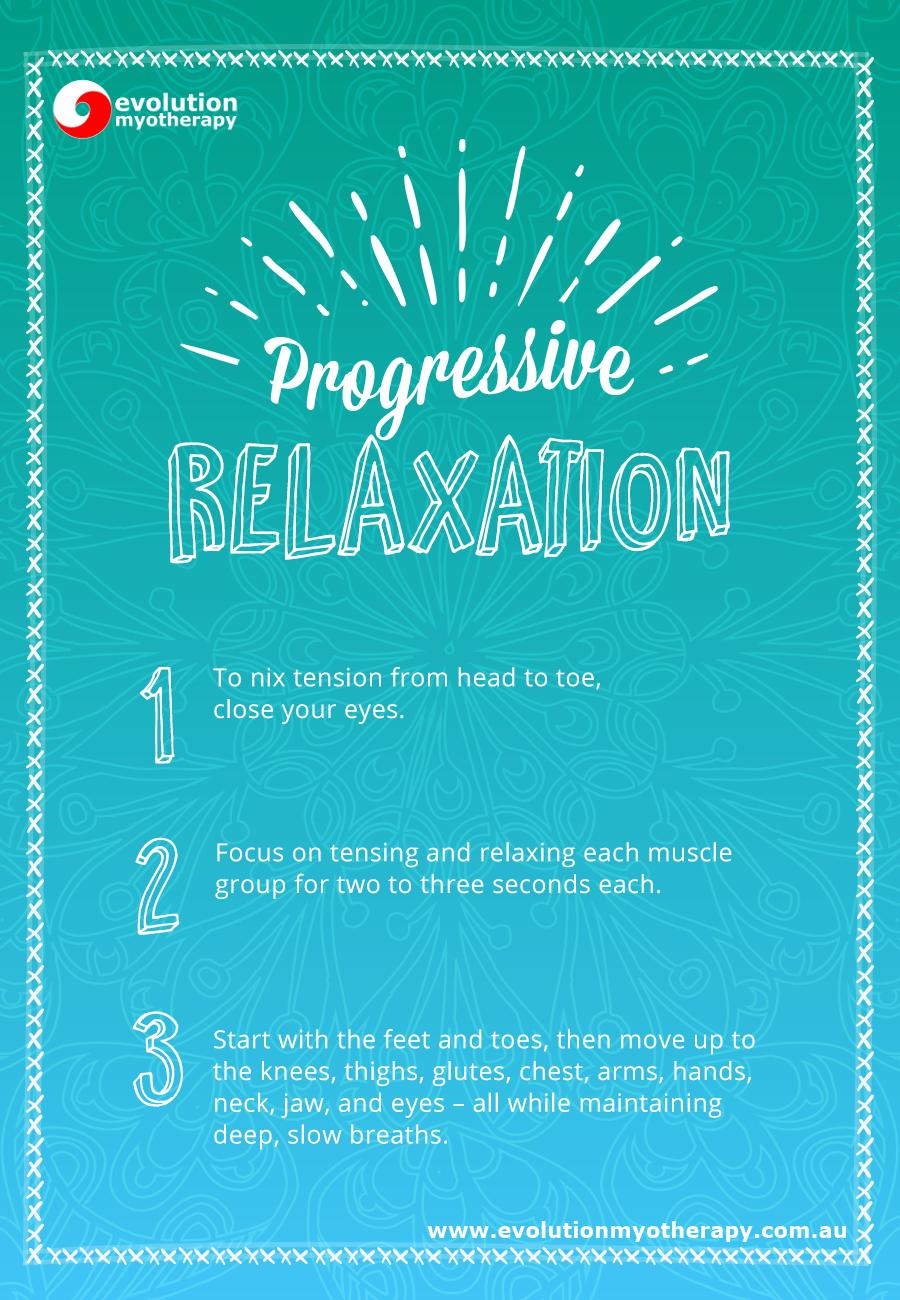Breathing Exercises: Progressive Relaxation
