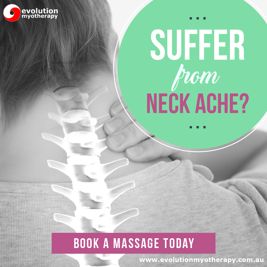 Common Ailments: Neck Ache