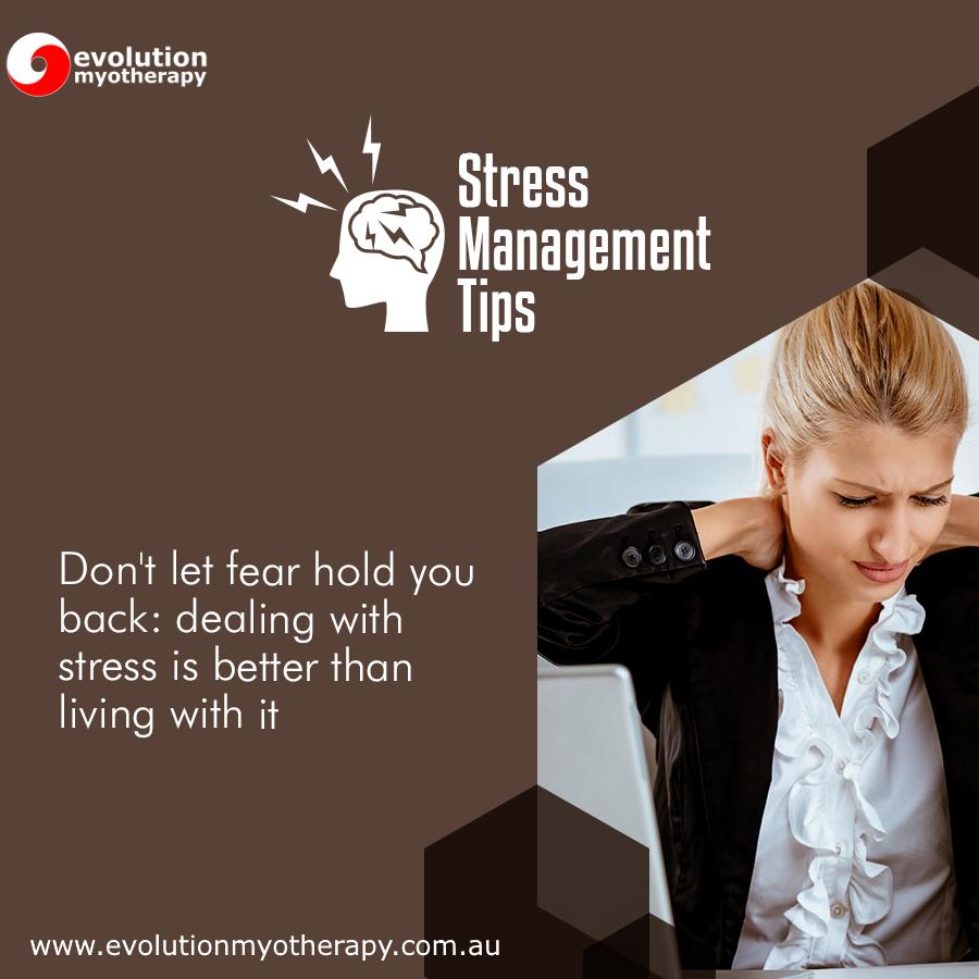 Stress Management Tips #11