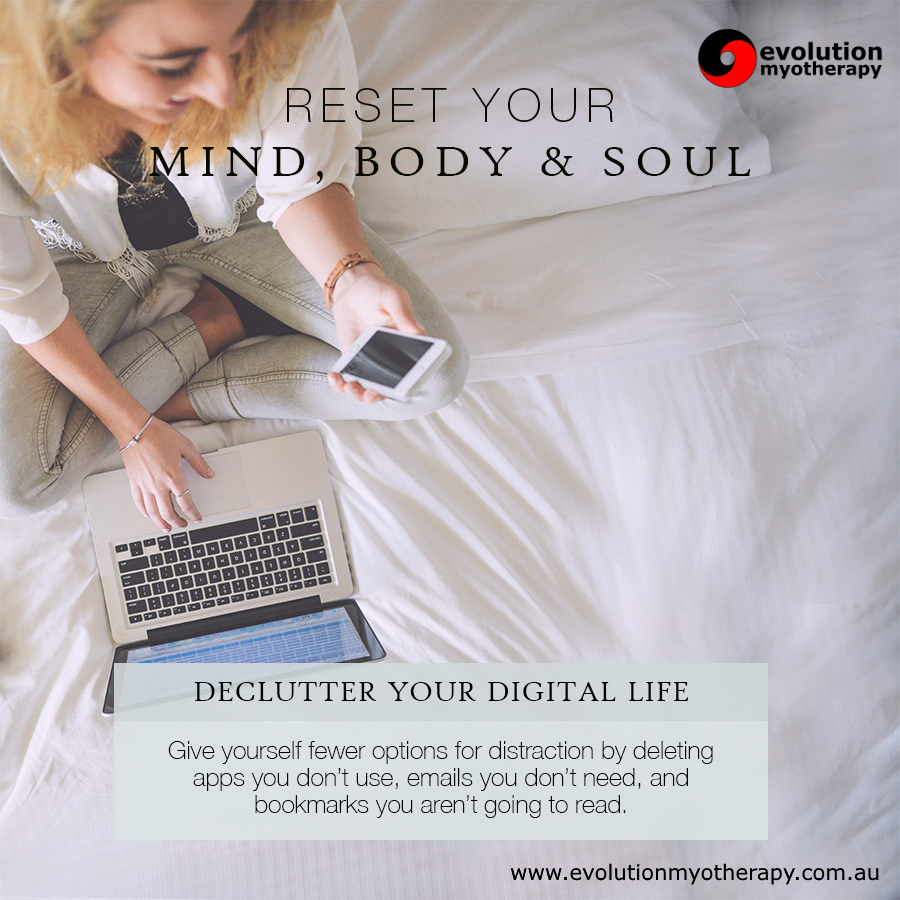 Reset Your Mind, Body & Soul #5
