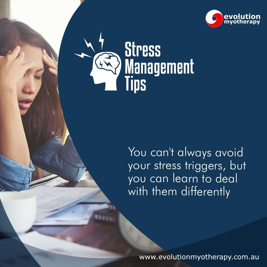 Stress Management Tips #20