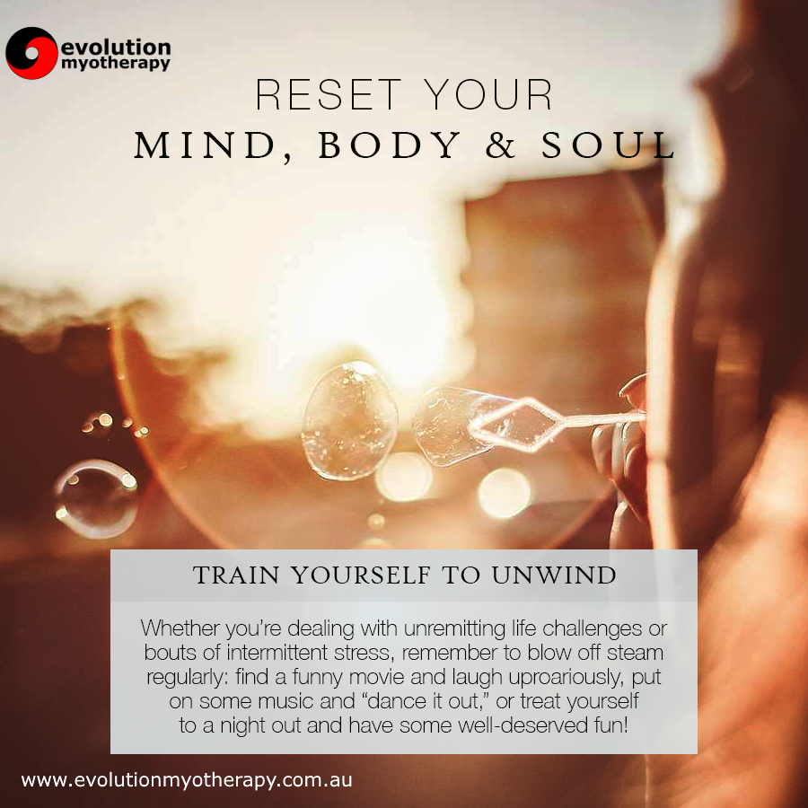 Reset Your Mind, Body & Soul #18