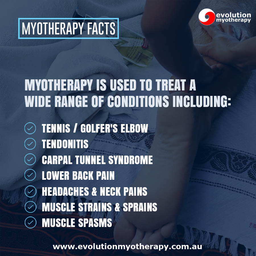 Myotherapy Facts #2