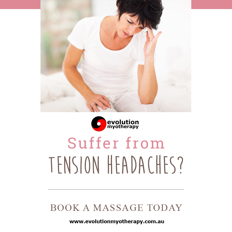 Common Ailments: Tension Headaches