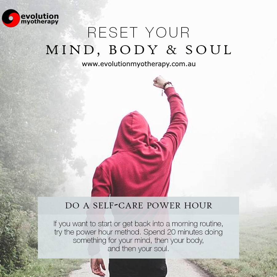 Reset Your Mind, Body & Soul #2