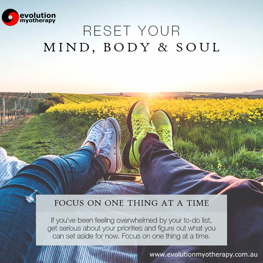 Reset Your Mind, Body & Soul #9
