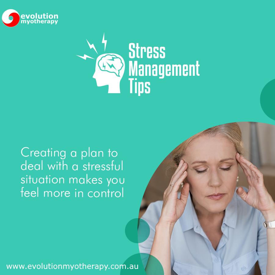 Stress Management Tips #9