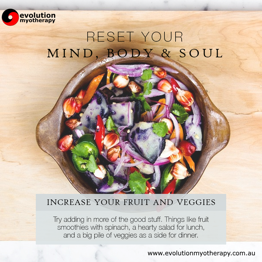 Reset Your Mind, Body & Soul #6