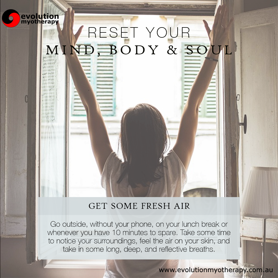 Reset Your Mind, Body & Soul #4