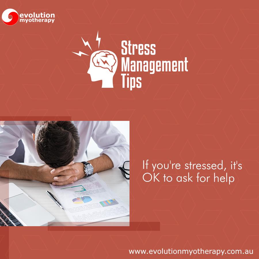 Stress Management Tips #10