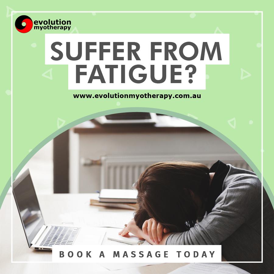 Common Ailments: Fatigue