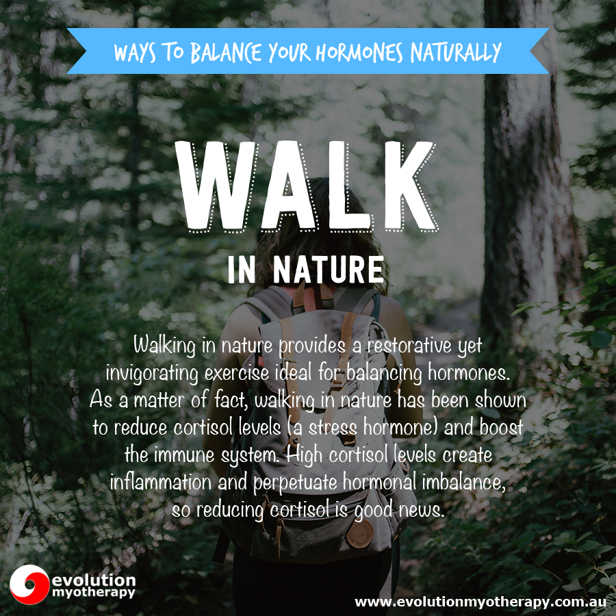 Walk In Nature