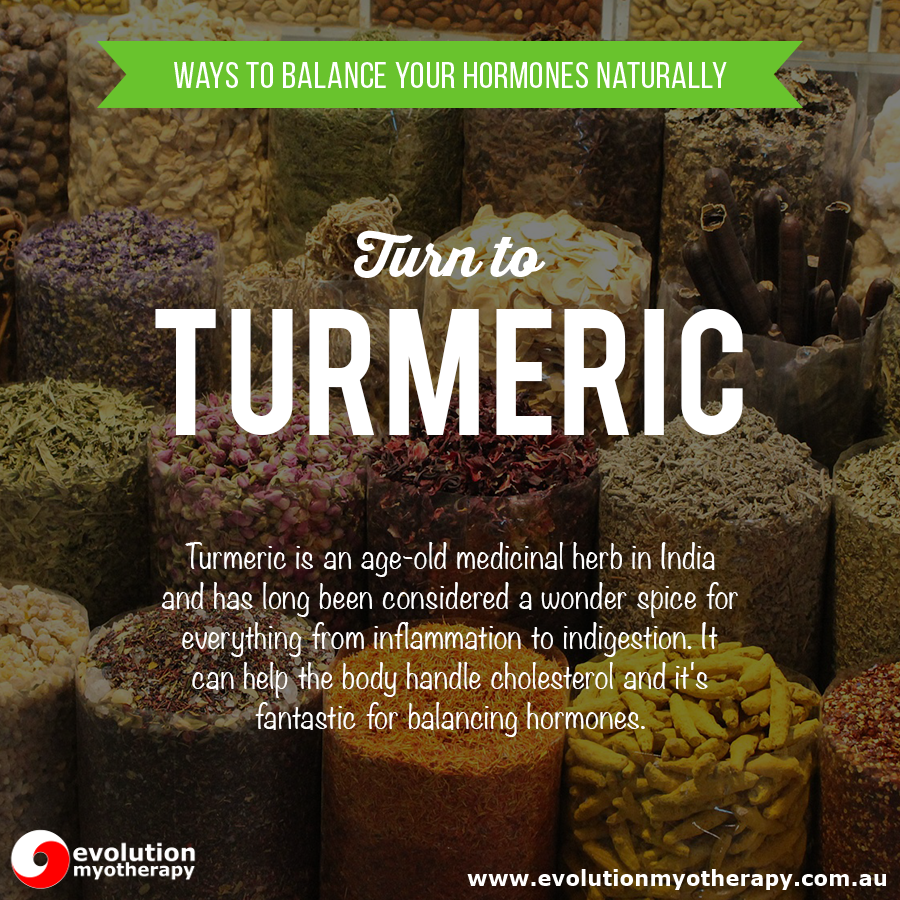 Turn To Tumeric