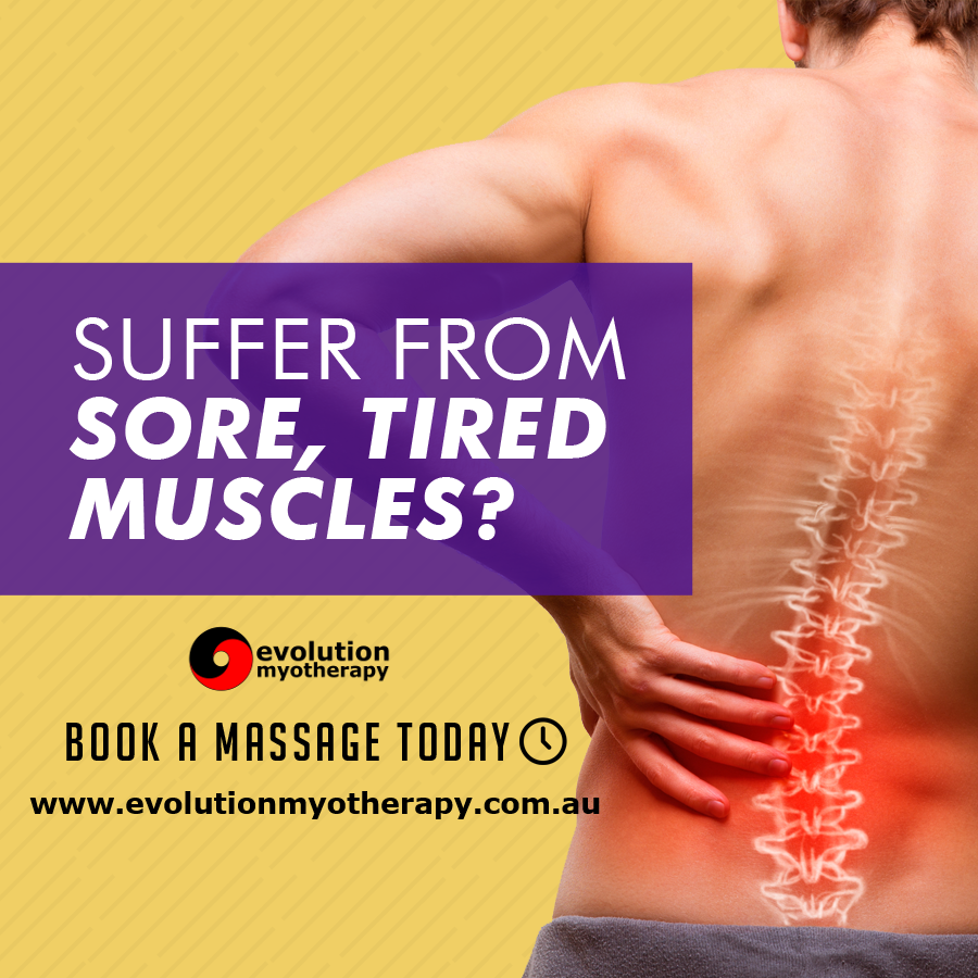 Common Ailments: Sore, Tired Muscles