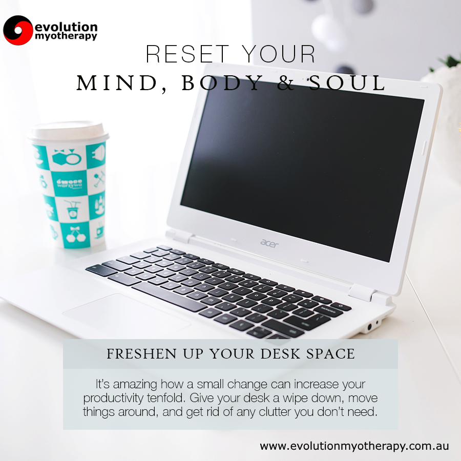 Reset Your Mind, Body & Soul #8