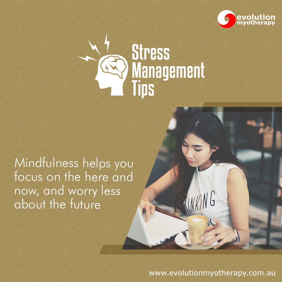 Stress Management Tips #15
