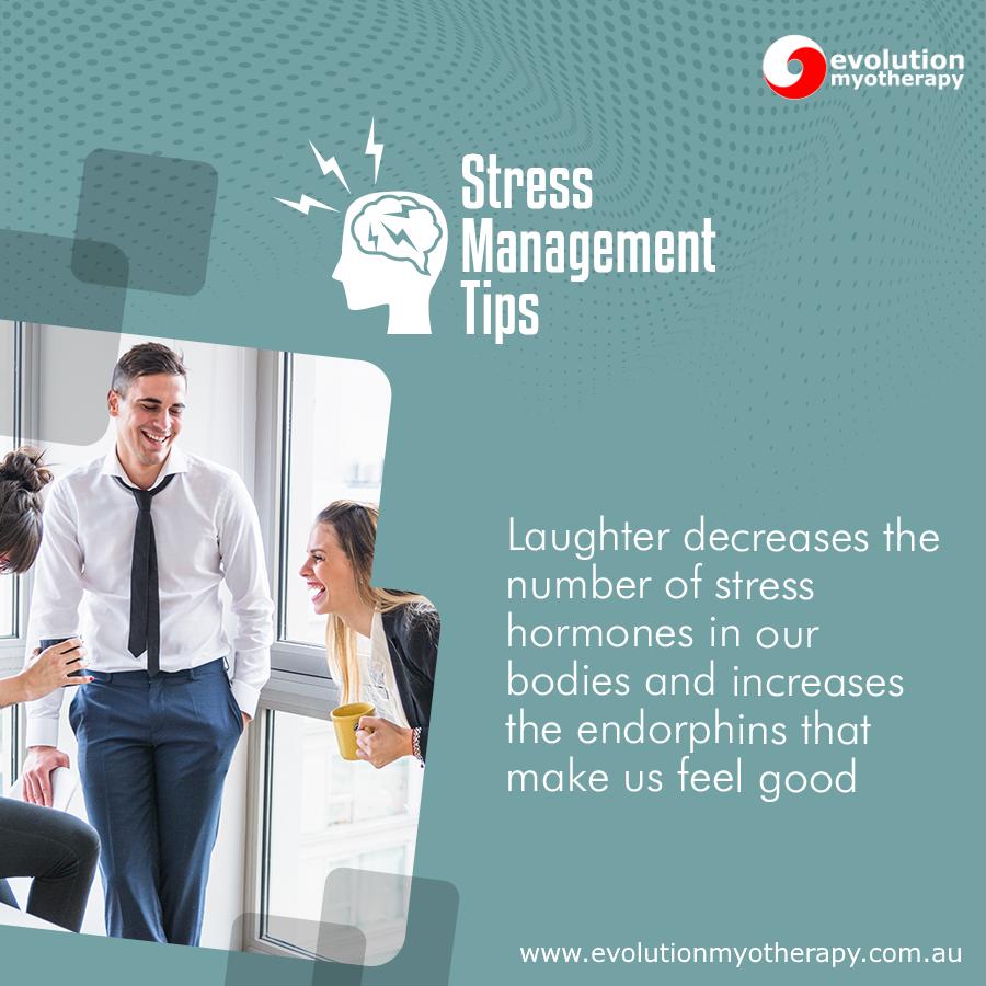Stress Management Tips #12
