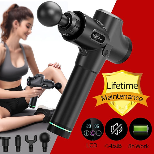 Muscle Massage Gun - Deep Tissue Massage Therapy Gun For Pain Relief & Prehab