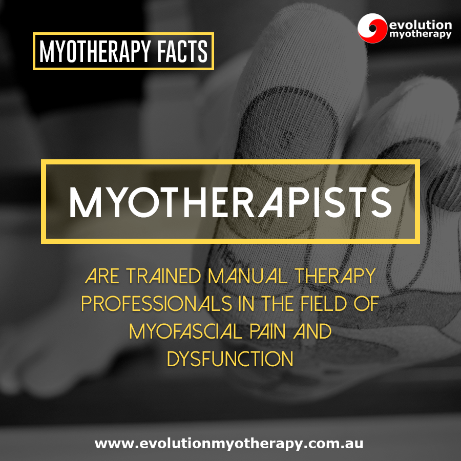 Myotherapy Facts #20