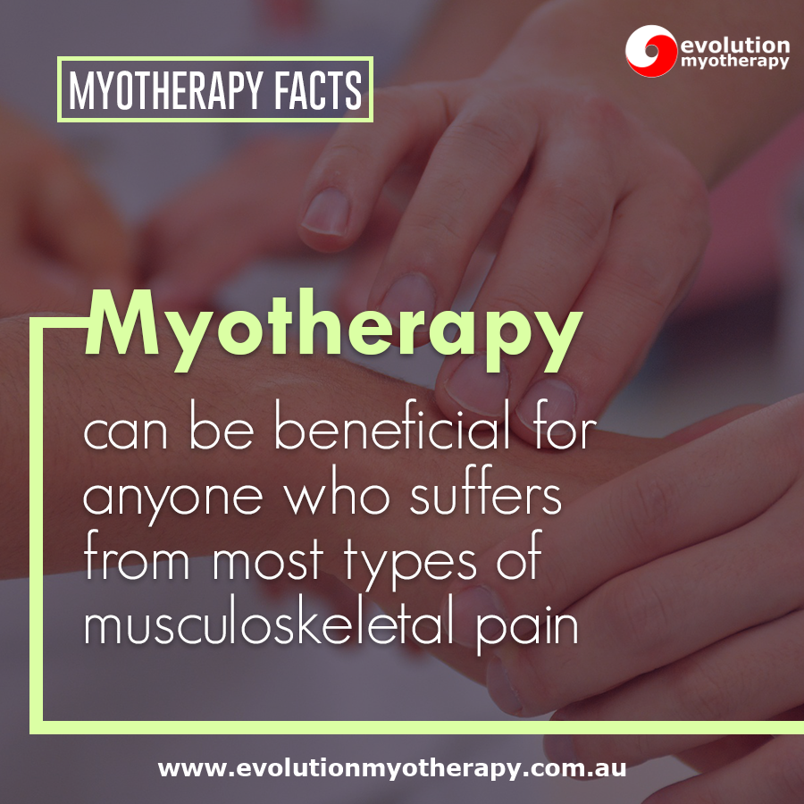 Myotherapy Facts #19