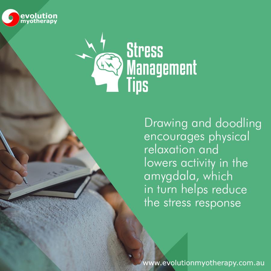 Stress Management Tips #14