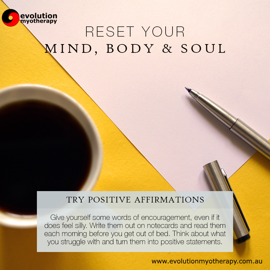 Reset Your Mind, Body & Soul #7