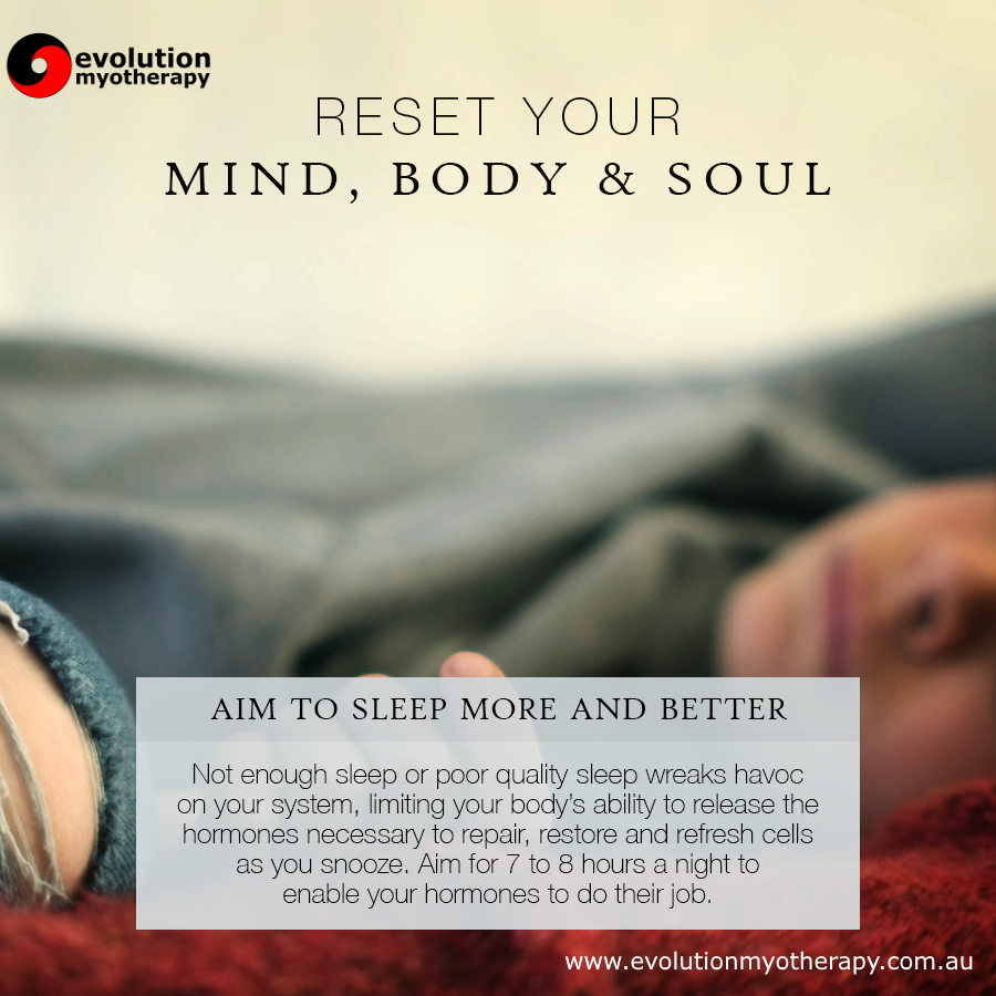 Reset Your Mind, Body & Soul #17