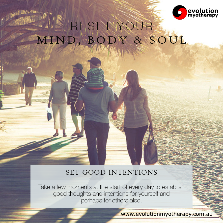 Reset Your Mind, Body & Soul #16