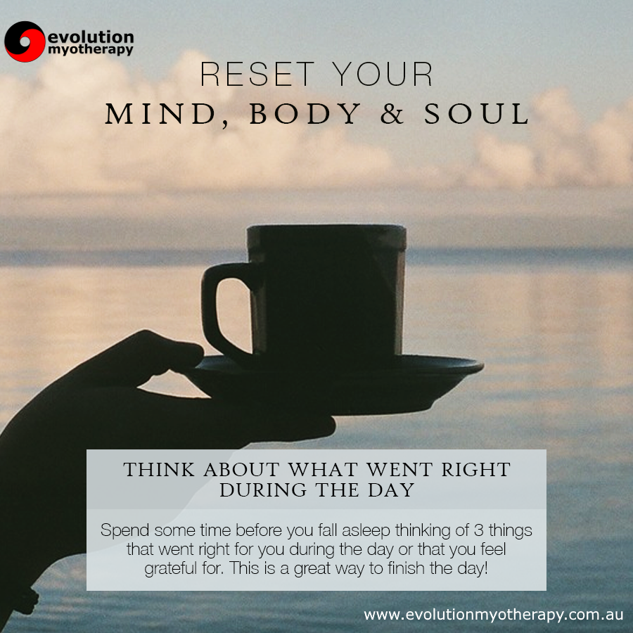 Reset Your Mind, Body & Soul #20
