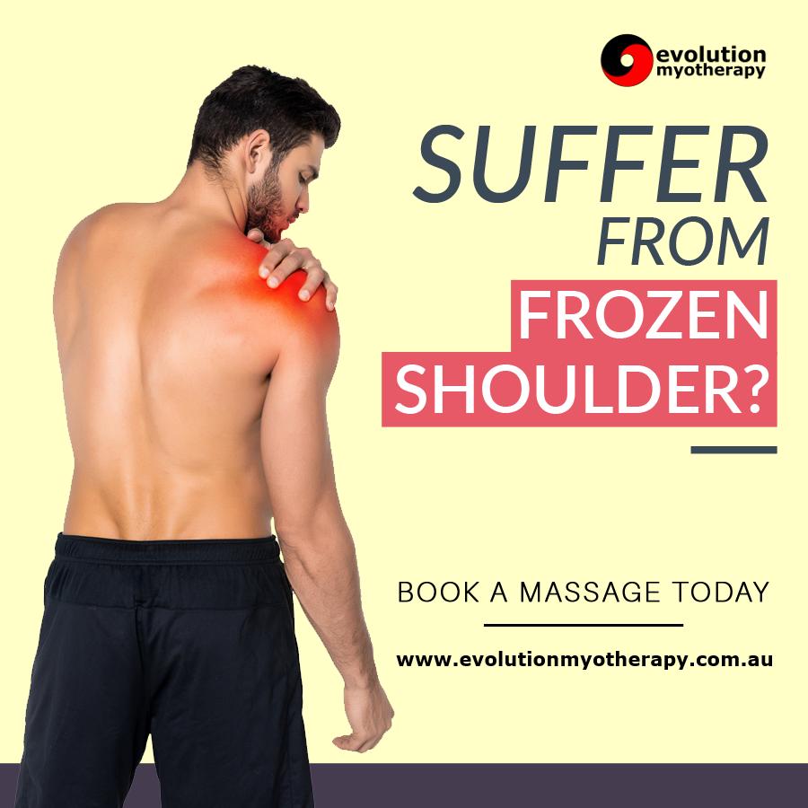 Common Ailments: Frozen Shoulder