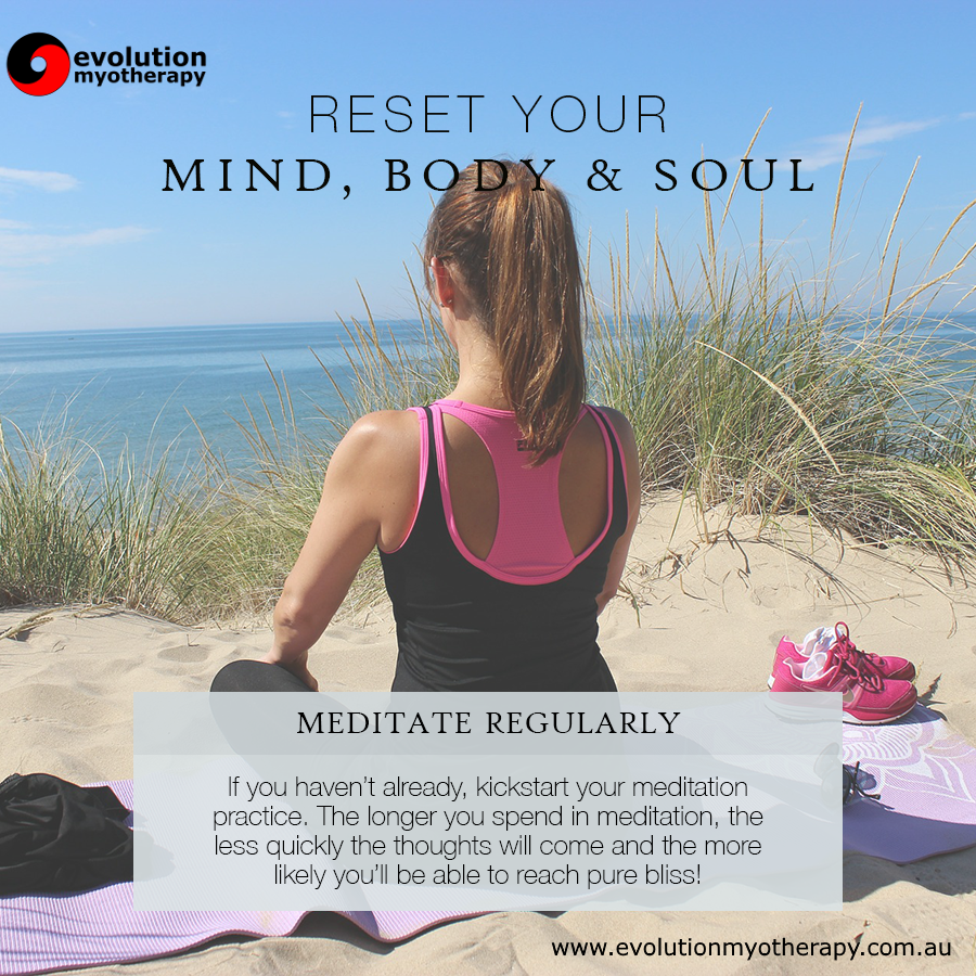 Reset Your Mind, Body & Soul #12
