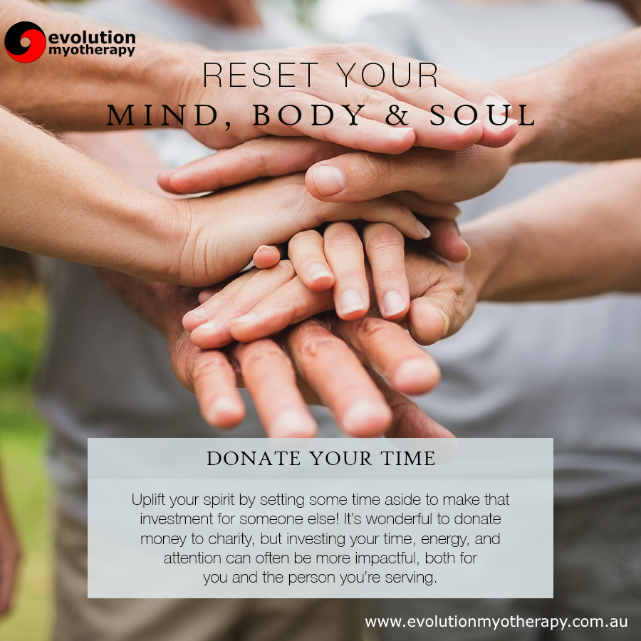 Reset Your Mind, Body & Soul #11