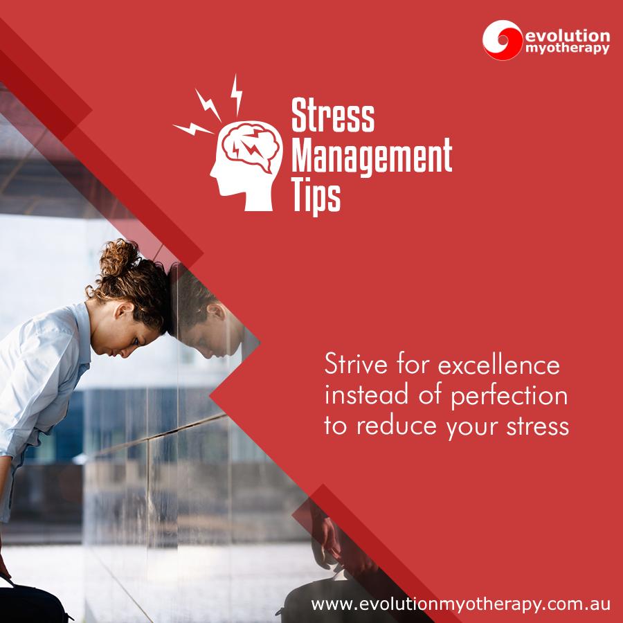 Stress Management Tips #8