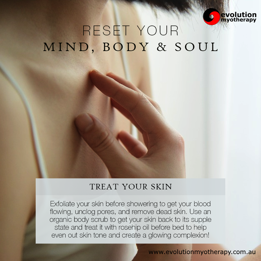 Reset Your Mind, Body & Soul #3