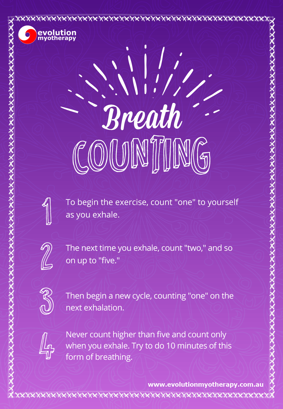 Breathing Exercises: Breath Counting