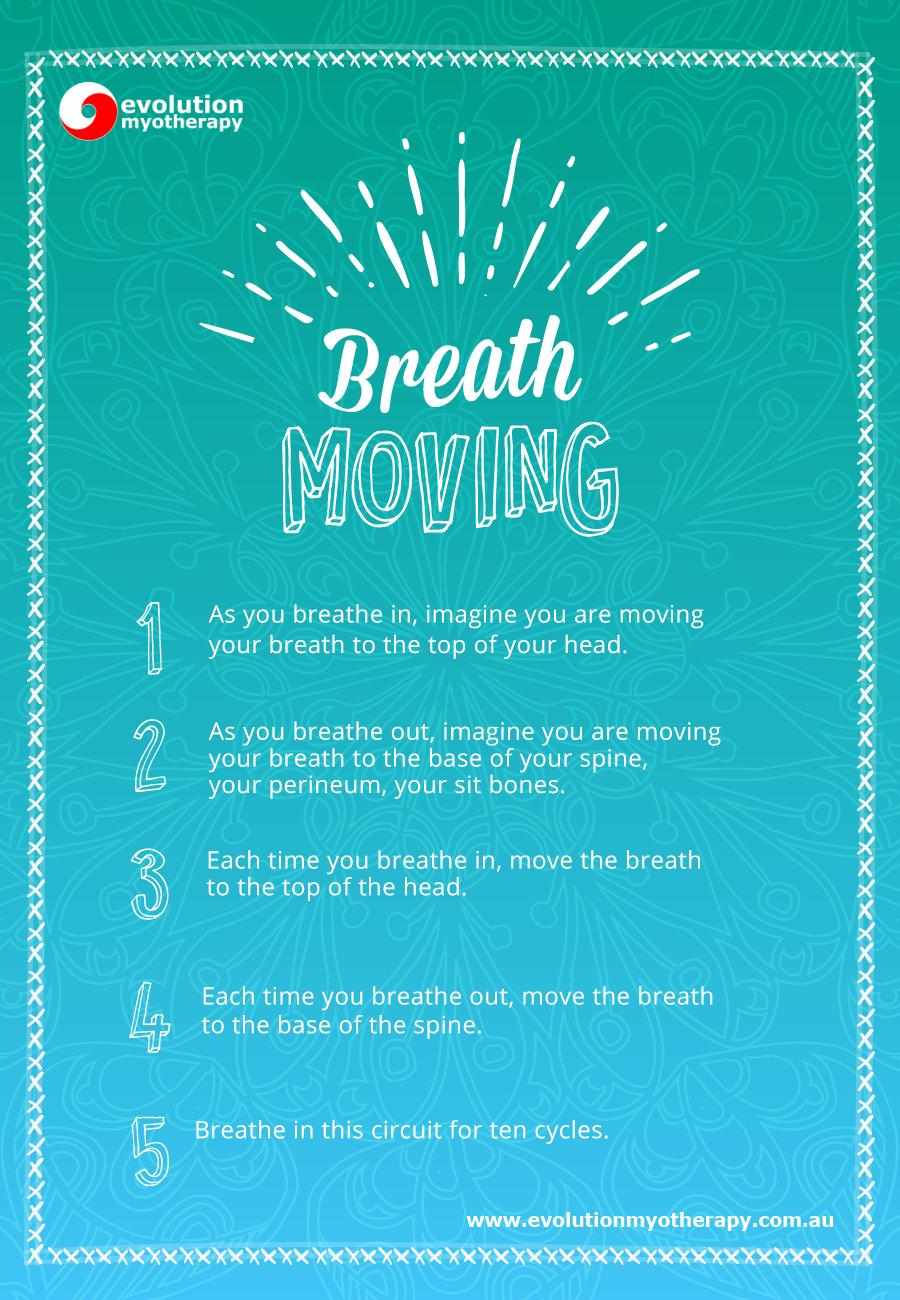 Breathing Exercises: Breath Moving