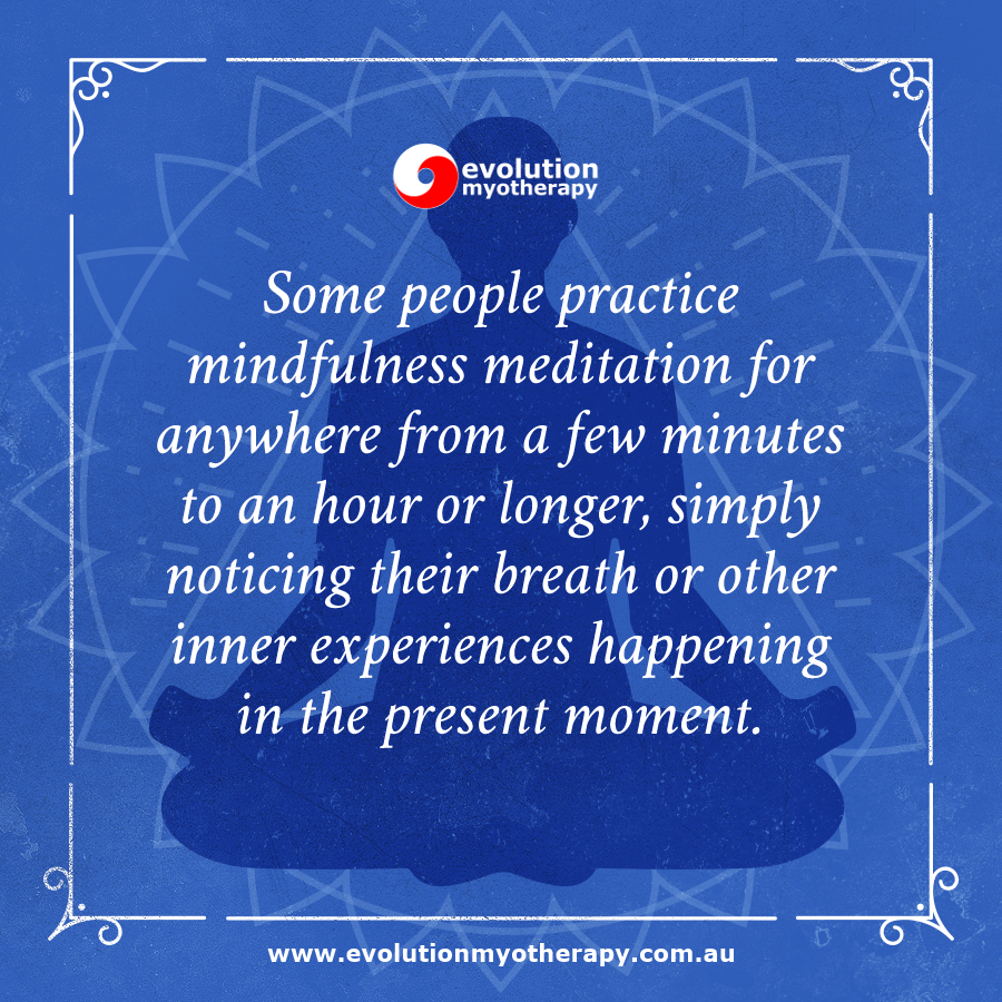 Mindfulness Meditation Tips #19