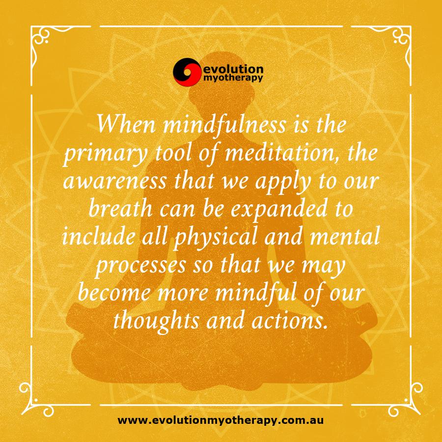 Mindfulness Meditation Tips #17