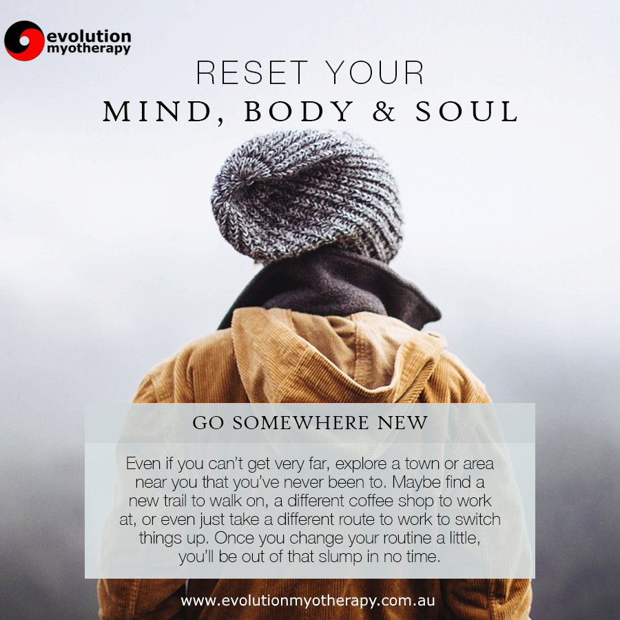 Reset Your Mind, Body & Soul #10