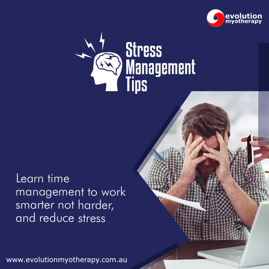 Stress Management Tips #17