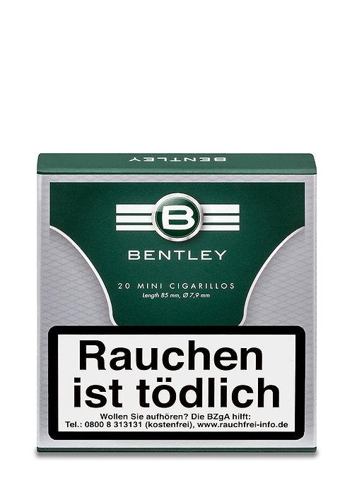 bentley mini cigarillo verpackung