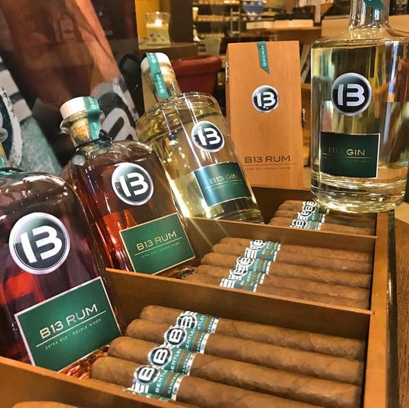 bentley-b13-rumflaschen-ginflaschen-zigarren