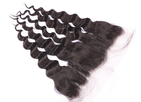 Lace Frontal (Loose Deep Wave)