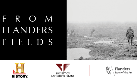 Reading for WWI Commemoration Event - From Flanders Fields