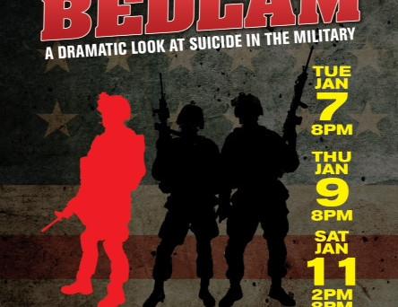 Successful extended run of Bedlam at Gene Frankel Theatre