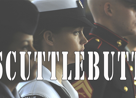 Scuttlebutt: Military Veteran group kicks off Veterans Week with improv show November 9th