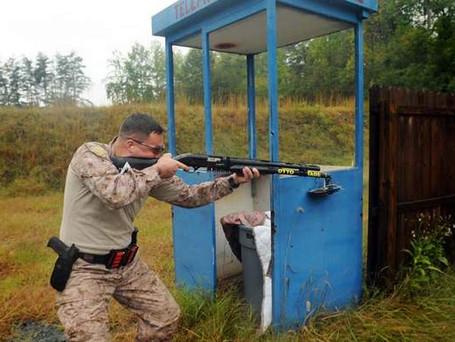 Shooting experts eye multi-gun training